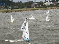 Day 2 Aussie's Back on Top of AUS IOM Championship