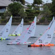 Record 10 Rater Fleet on the Gold Coast
